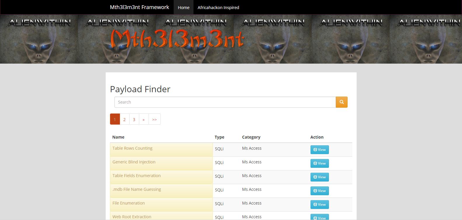 OWASP Mth3l3m3nt Framework – Munir Njiru Njenga