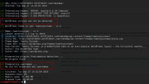 Default wordpress install fingerprint after installing wordpress fingerprint nuke and using htaccess